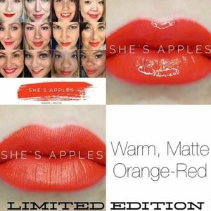 Lipsense  LIMITED EDITION *SHE'S APPLES*